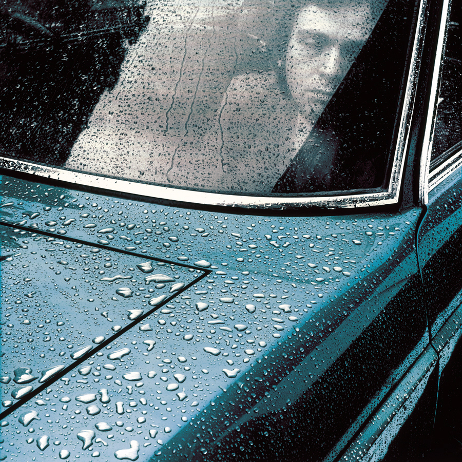 Peter Gabriel Album Cover Car